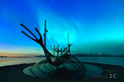 Sólfarið - The Sun Voyager.