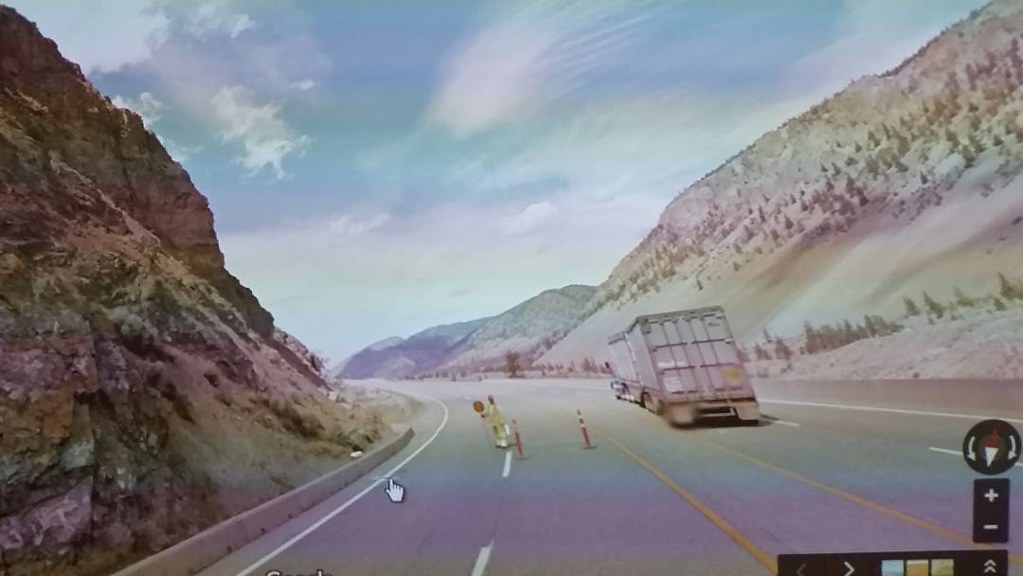 May 2012 roadwork #ridingthroughwalls