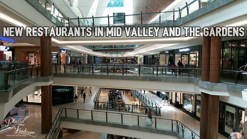 New Restaurants in Mid Valley and The Gardens poster