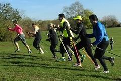Nordic running - běh s holemi jako nejzdravější způsob běhání