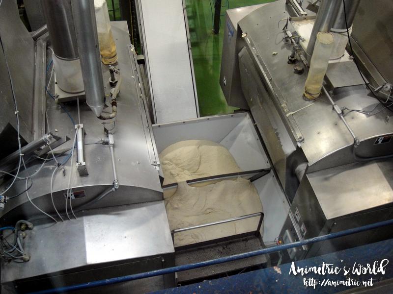 Gardenia Factory Tour In Binan Laguna Animetric S World