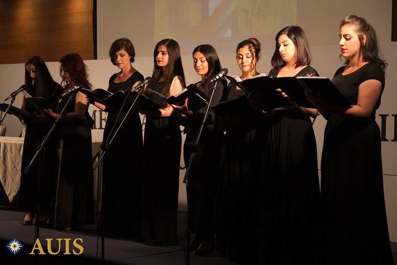Poetry Reading at AUIS