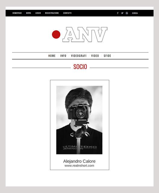 Alejandro Calore Socio ANV
