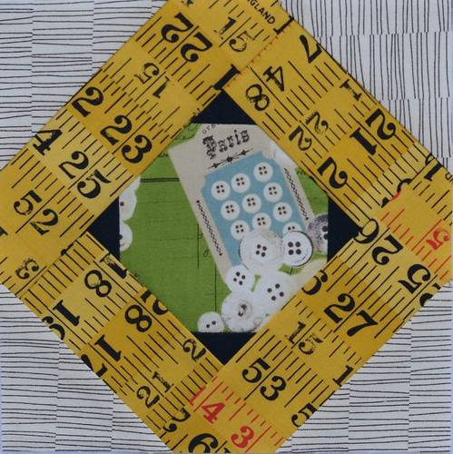 Tell Me a Story Quilt Blocks by Poppyprint