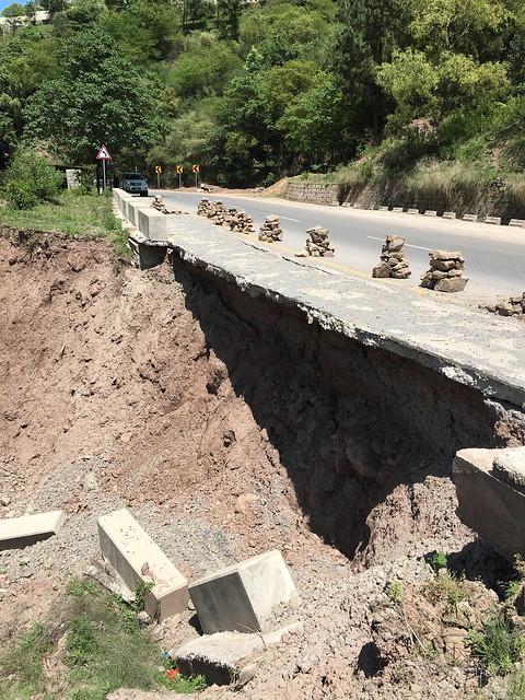 Kohala road collapse, Kashmir