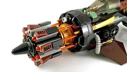 LEGO Ninjago 70747 Boulder Blaster 21