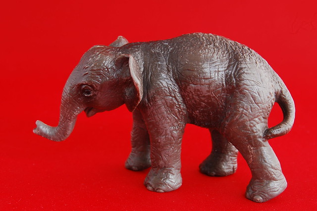 Docronnie's small Schleich collection 23450149624_a118b646d0_z