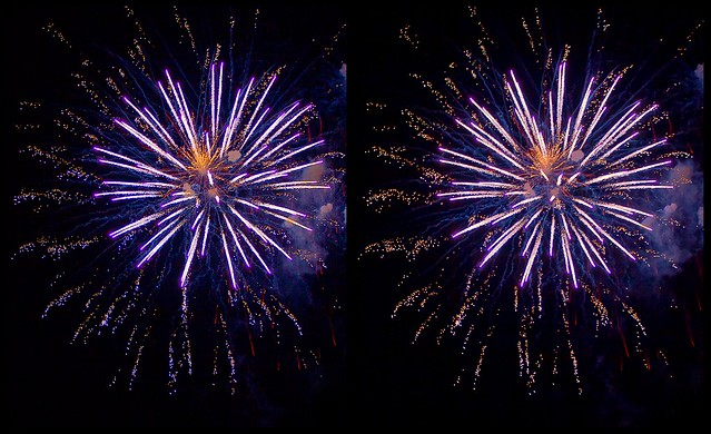 Bada Bing! Bada Boom! 3-D ::: HDR/Raw Cross-Eye Stereoscopy