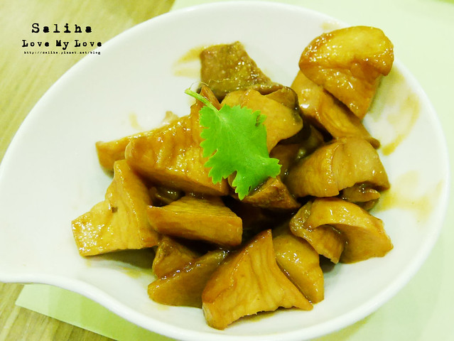 大坪林捷運站附近美食餐廳素食小蔬杭 (3)