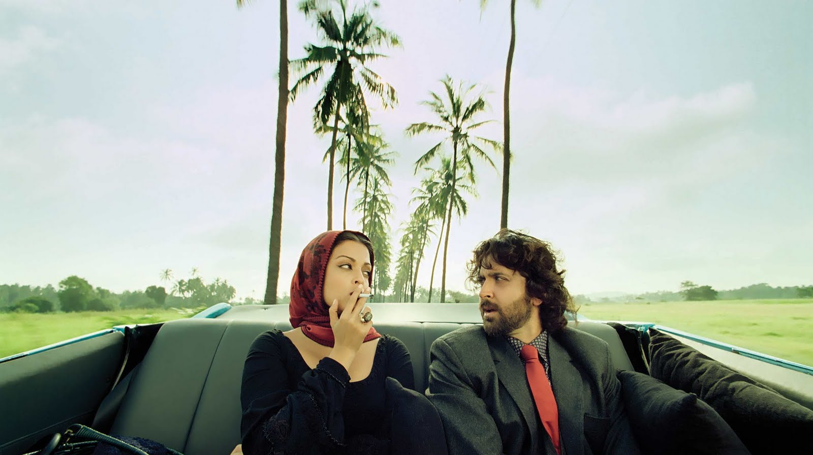 Hrithik Roshan & Aishwarya Rai Bachchan In «Guzaarish»