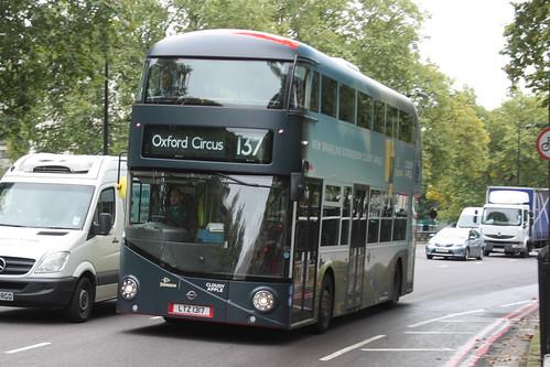 Arriva London South LT317 LTZ1317