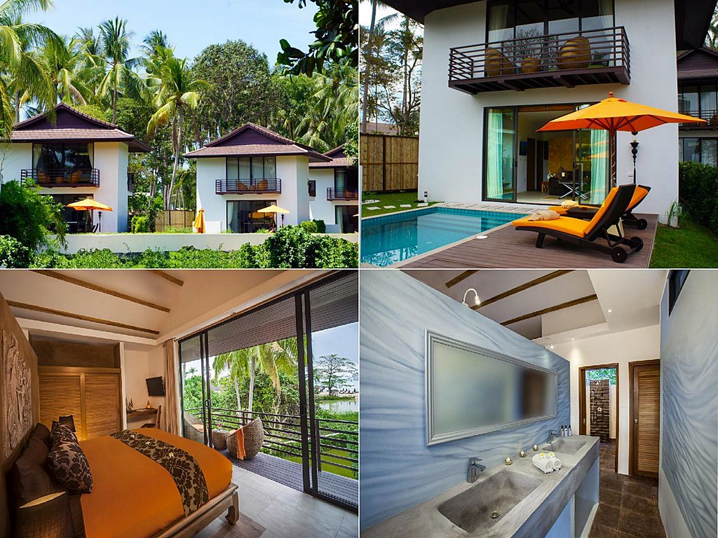The 12 New Open Luxury Star Hotels & Villa in Koh Samui in 2015, Thailand.