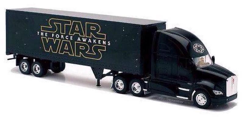 imagen graciosa geek trailer de Stars Wars
