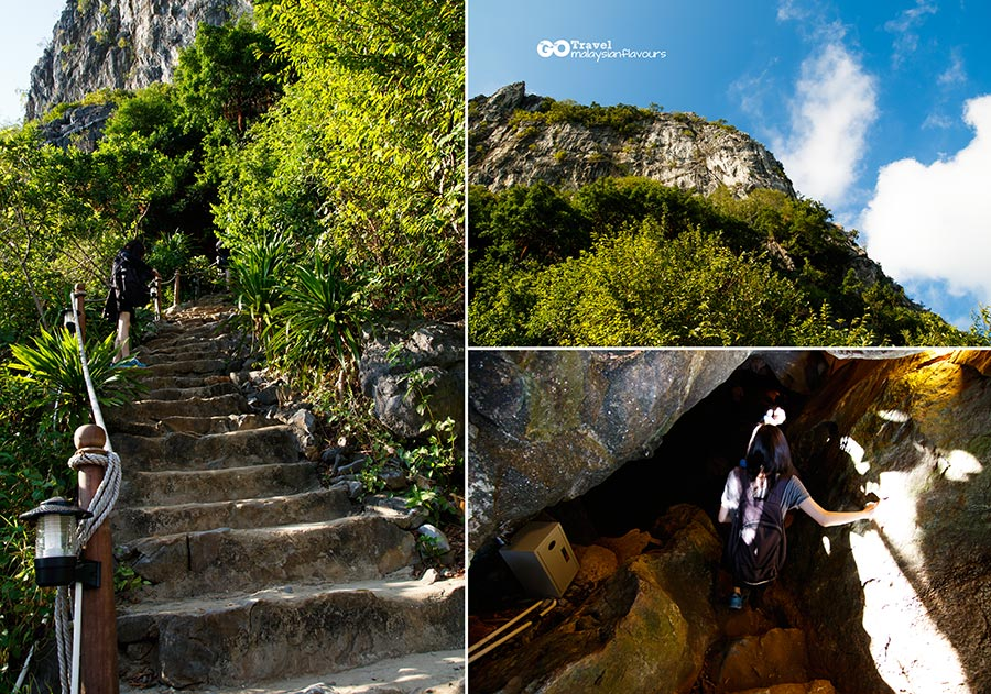 Halong Bay Vietnam 2D1N Trip cave