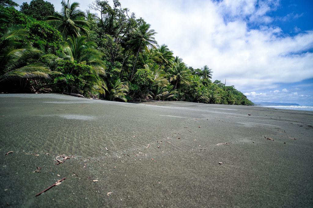 Eco Lodge Near Beach In Costa Rica