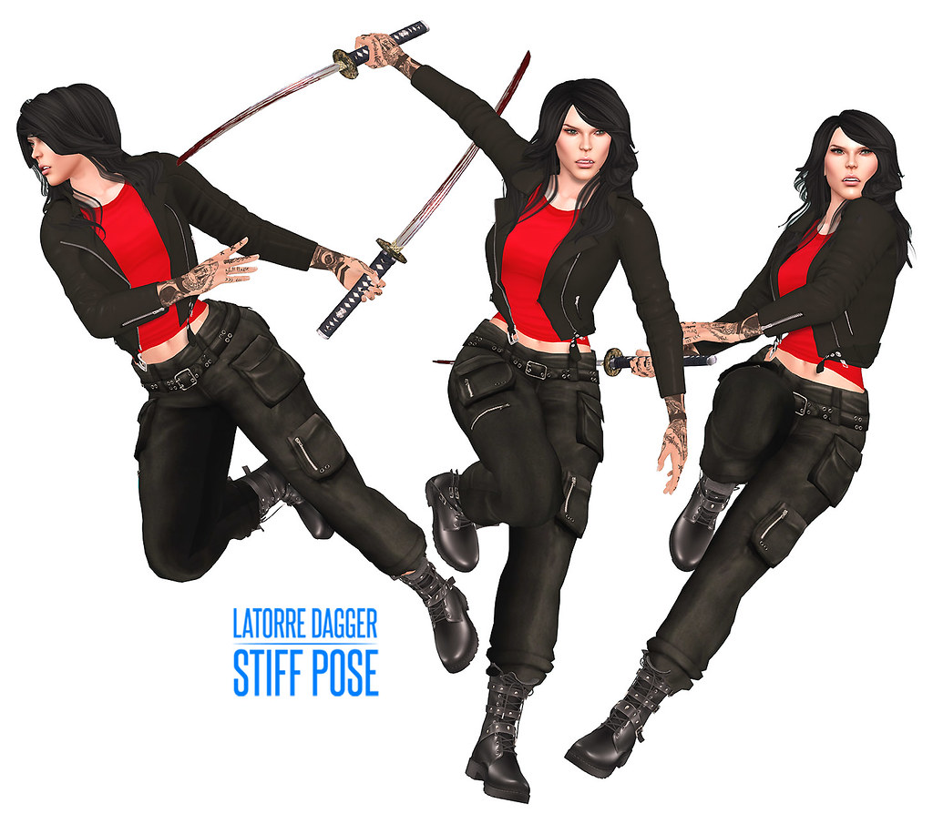 SP – Wet Work BENTO Poses Pack