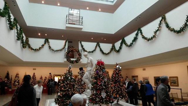 Festival of Trees and Traditions