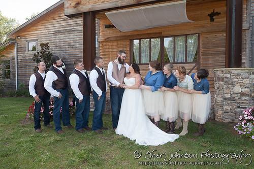 Leah & Nick Wedding