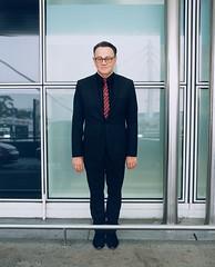 40 Portraits: Craig Gilliver