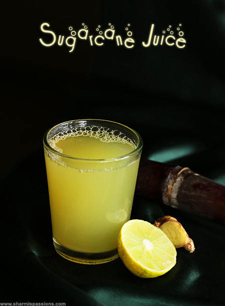 Sugarcane Juice Recipe