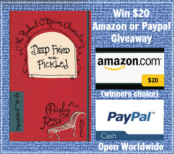 Deep Fried And Pickled Giveaway