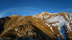 CIMA LEPRI per il Peschio Palombo e il Cavallo di Voceto (Monti della Laga)