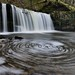 Pontneddfechan Waterfall by Kevin O'Brian