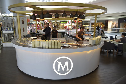 Magnum Manila opens new Pleasure Store in SM MOA