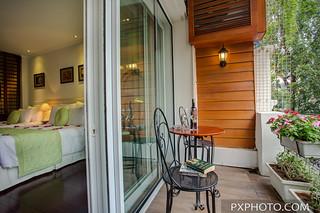 Family Suite Balcony