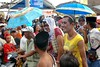 Happy couple - carnaval at Muncar, Jawa Timur, Indonesia