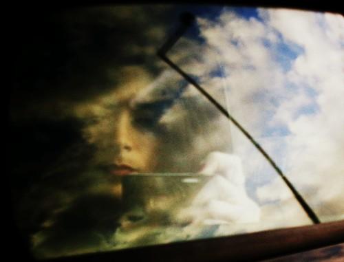 sky selfportrait reflection me clouds myself mirror greece ilovephotography
