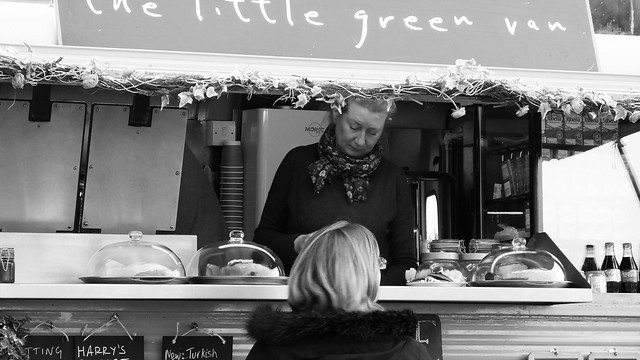coffee from the Little Green Van 02