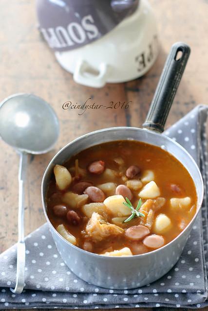 zuppa di cazzarielli