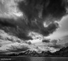 Lake Tahoe in Ansel Adams Style (Nikon 1V1 - Infrared Converted 700nm)