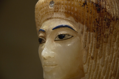 Head of a Canopic Jar