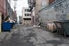 Strip District Alley