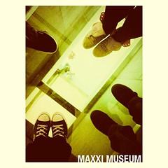 MAXXI museum... #maxximuseum #rome #roma #italy...