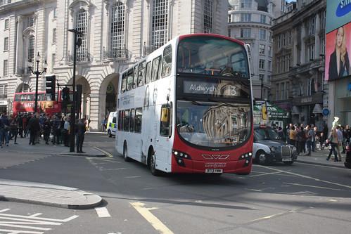 London Soverign VH21 BT13YWW