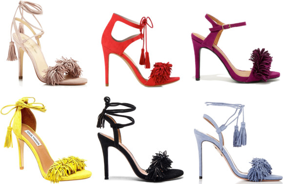 c16f6c94b10 Fringe Heels for Any Budget | Currently Coveting