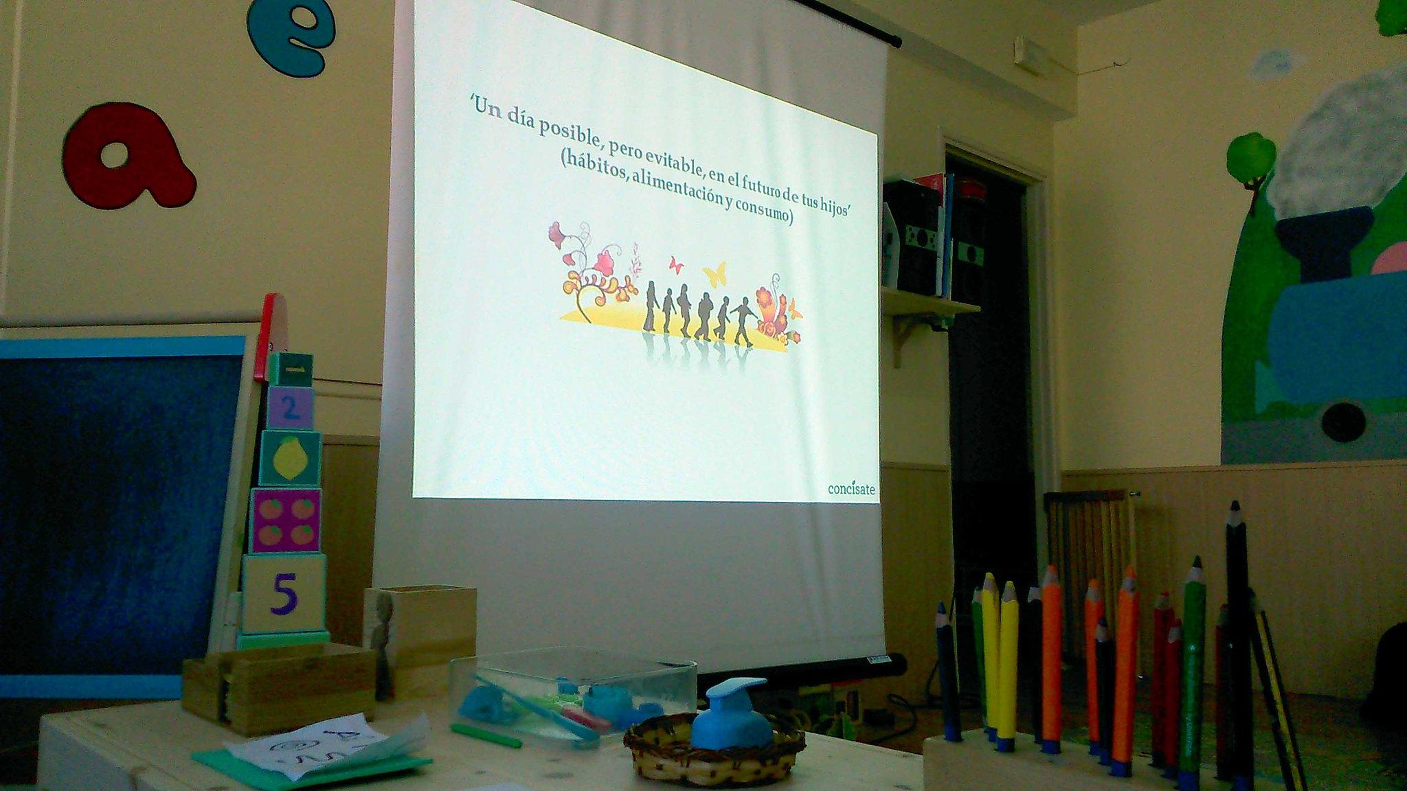 taller familias Centro Infantil First Little School Tacoronte