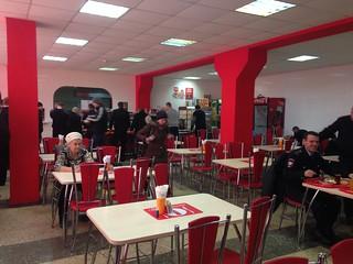 Our favourite type of restaurant Stolovaya (Soviet Kitchen)