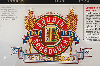 Boudin - Museum and Bakery Tour logo