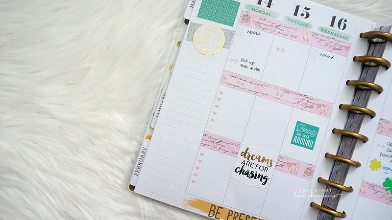 Week 11 Plan With Me | LoveCharmaine.com
