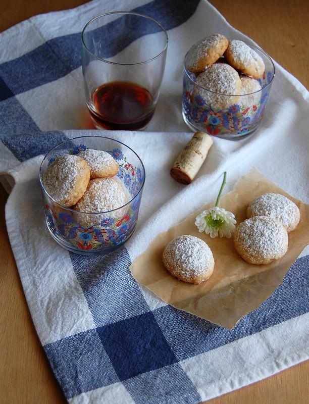Port cookies / Biscoitinhos de vinho do Porto