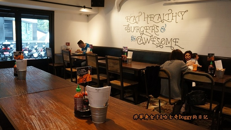 台北東區Burger Fix美式漢堡06