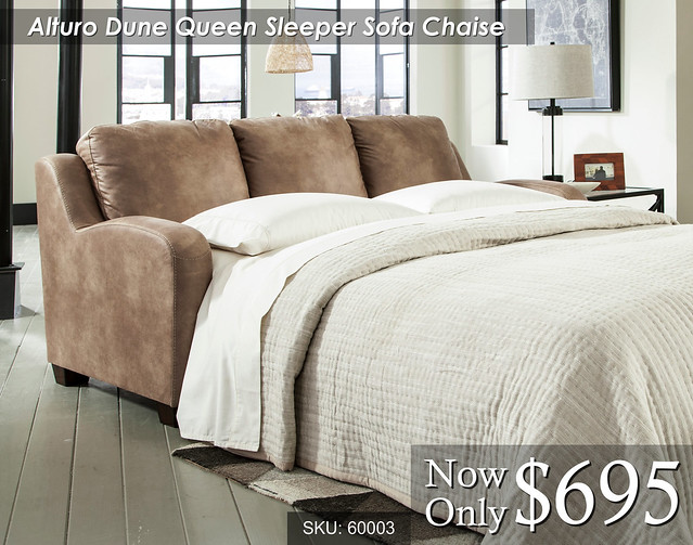 Alturo Dune Sleeper Chaise