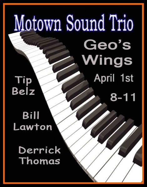 Motown Sound 4-1-16