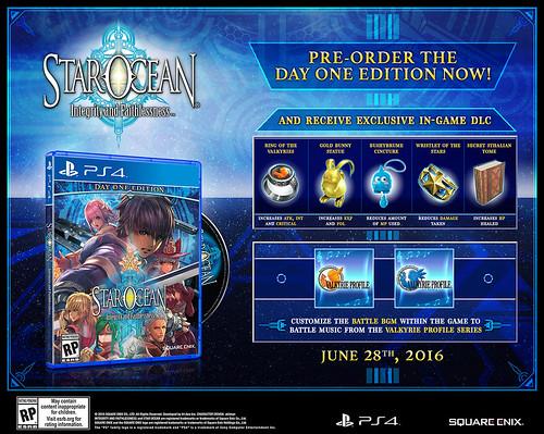 Star Ocean: Integrity and Faithlessness on PS4
