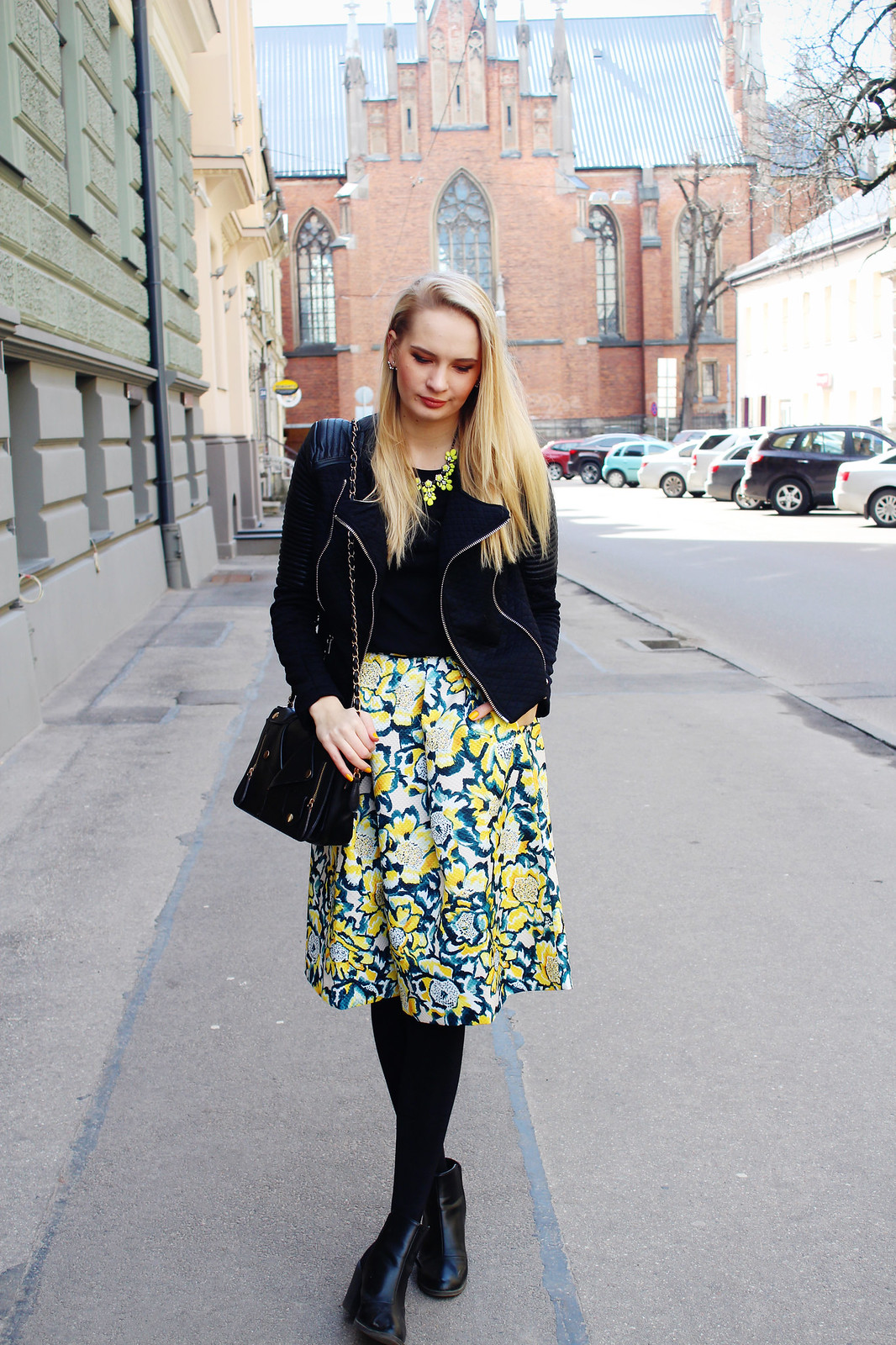 Spring street style outfit