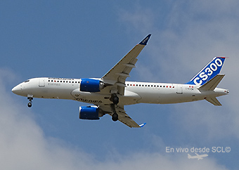 Bombardier CSeries CS300 (RD)